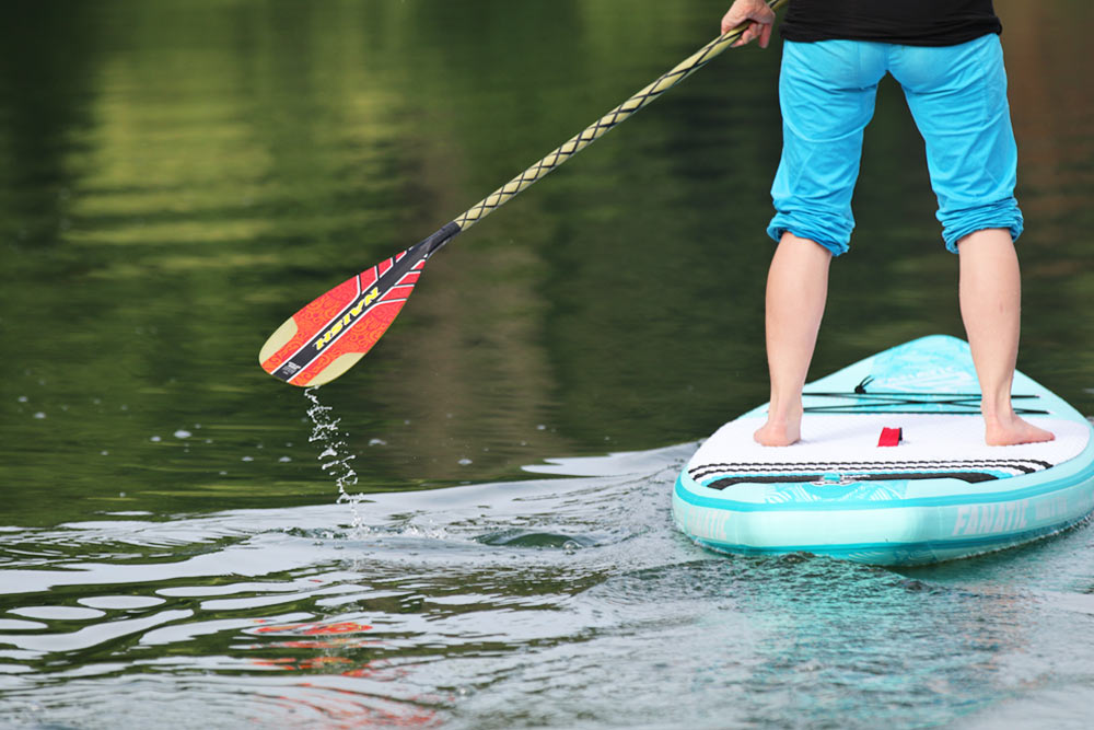 Fanatic Touring Sup Test