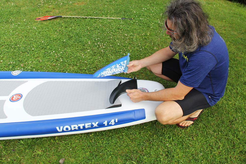 Sup Vortex Finnen Race